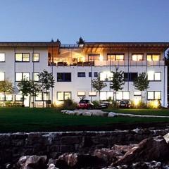 Perfiles de aluminio eluCad Sede social de elusoft en Dettenhausen cerca de Stuttgart. Elumatec