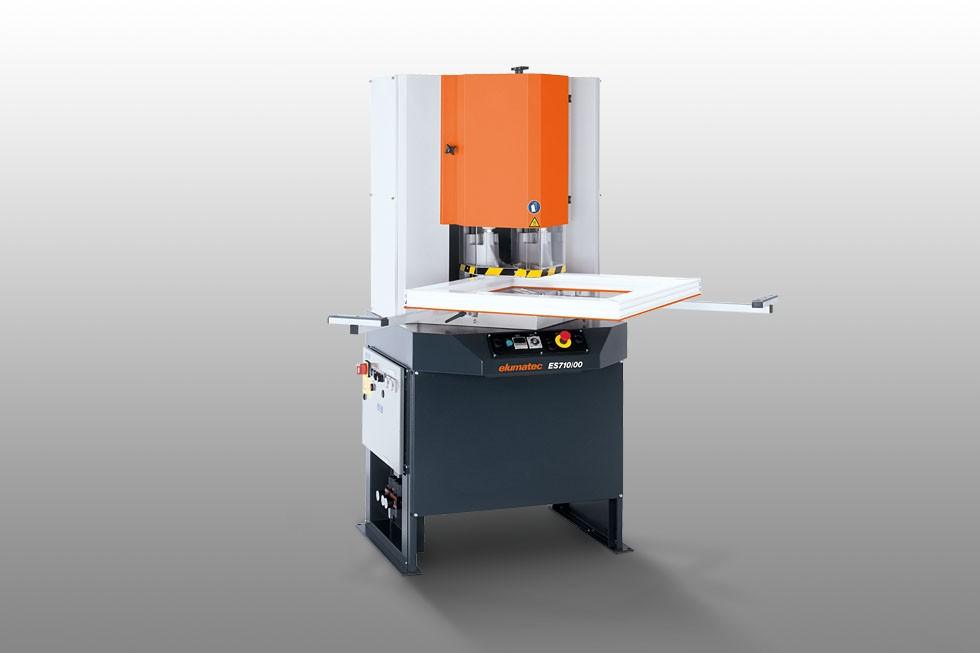 ES 710 - Éénkops lasmachine Elumatec