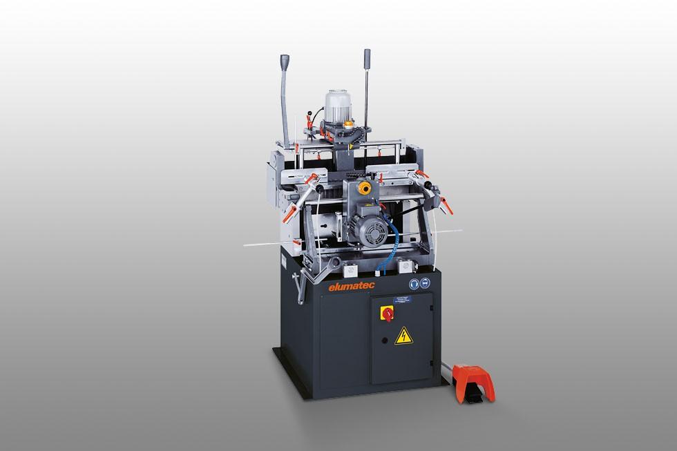 KF 78 - Двухшпиндельный копировально-фрезерный станок Elumatec