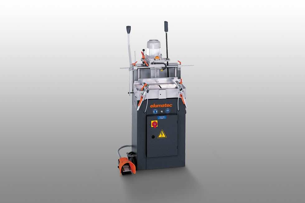 AS 70 - 1-spindle copy router Elumatec