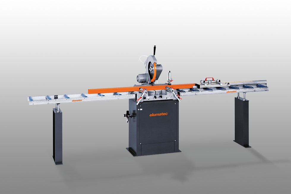 MGS 72 - Máquina de corte angular Elumatec