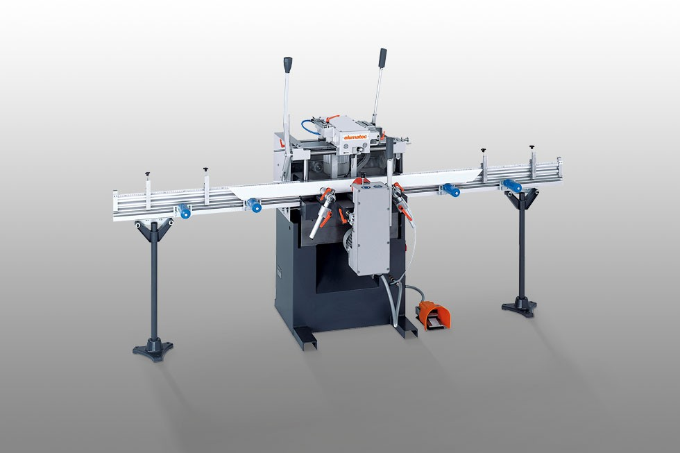 GF 171 - Сверлильно-фрезерный станок для фрезерования отверстий под ручки Elumatec