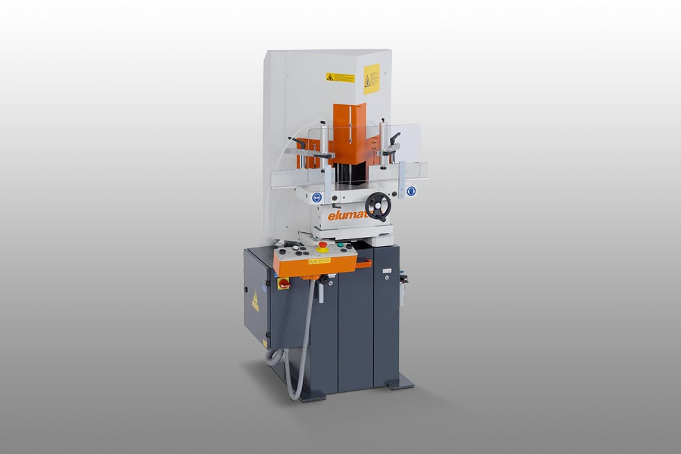KS 101-Máquina de corte em V Elumatec
