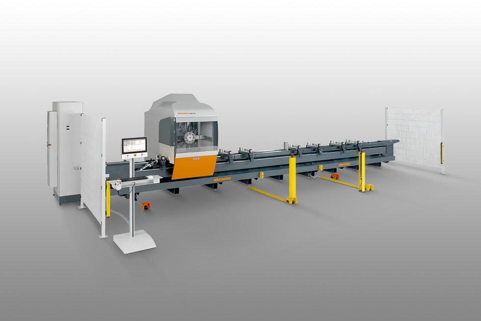 SBZ 130 - Centre d'usinage de barres Elumatec