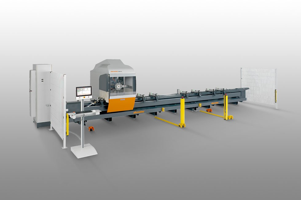 SBZ 131 - Profile machining centre Elumatec