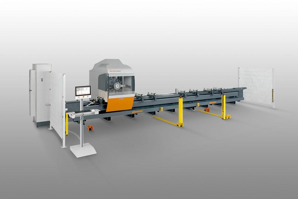SBZ 131 - Centre d'usinage de barres Elumatec