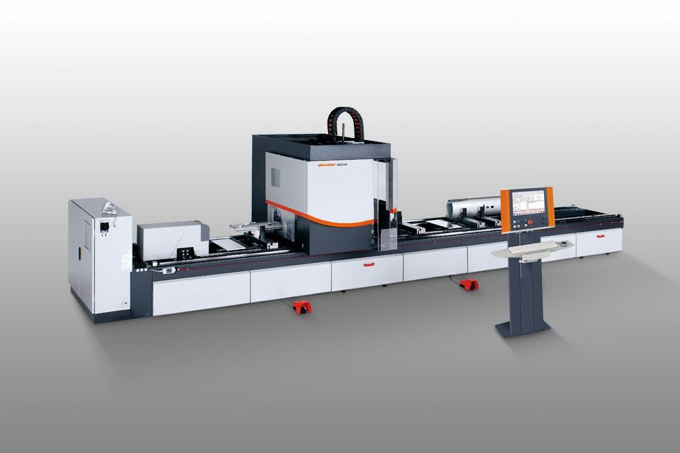 SBZ 140 - Centre d'usinage de barres Elumatec