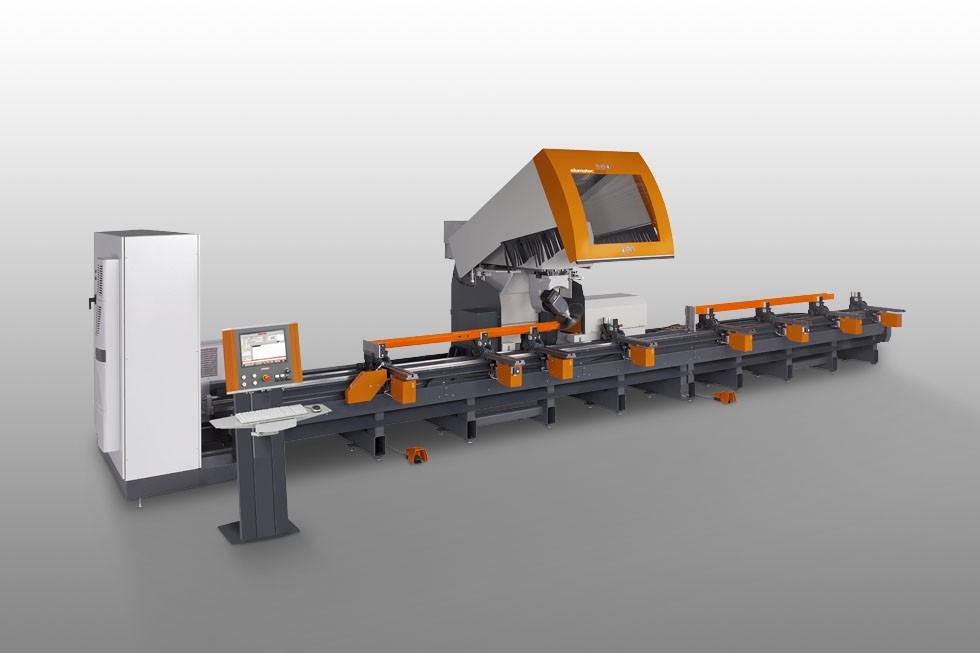 SBZ 150 - Profile machining centre Elumatec