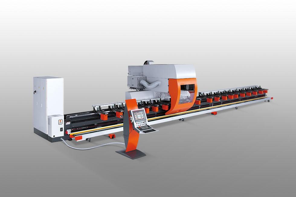 SBZ 151 Flexium+ - Centre d'usinage de barres Elumatec