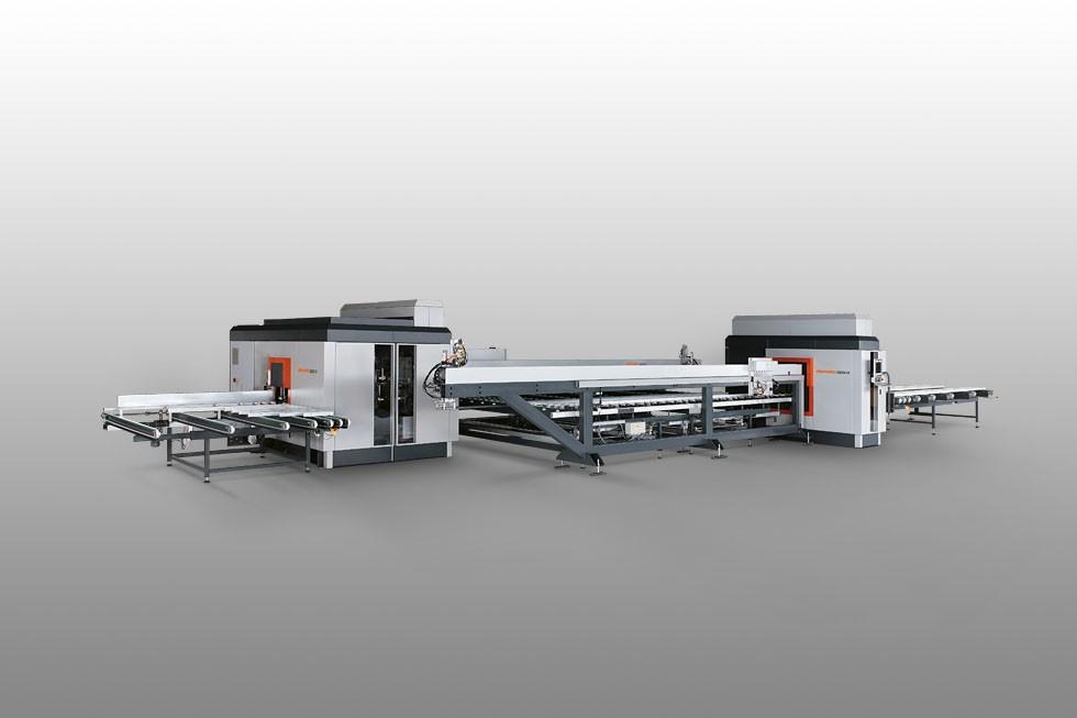 SBZ 615 - Profile machining centre Elumatec