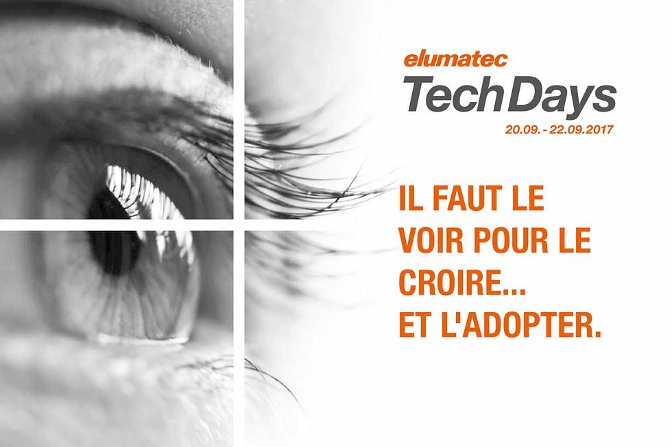 elumatec AG - TechDays 2017-EN Elumatec
